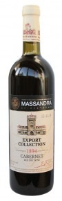 Cabernet Massandra Export Collection