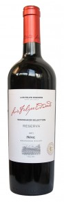 Luis Felipe Edwards Shiraz Reserva