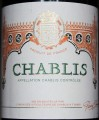 Pierre Chanau Chablis этикетка