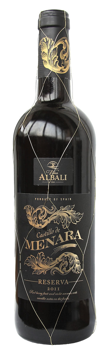 Vina Albali Castillo De Menara Reserva Wine